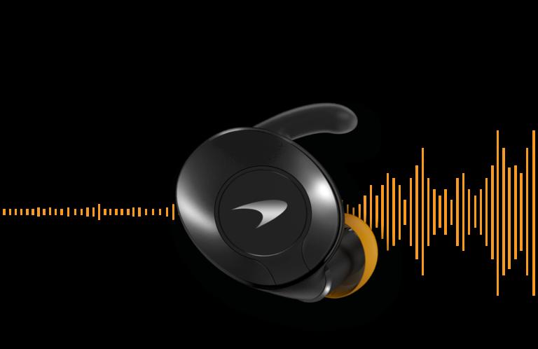 T5 II tw mclaren sound waves static